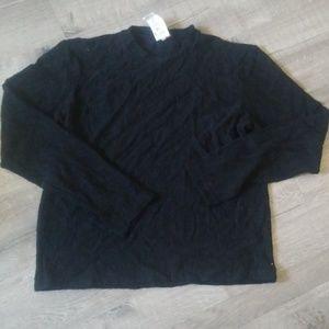 Versace Mens Sheer Light Weight Sweater